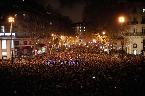 Charlie Hebdo Newspaper Attack
